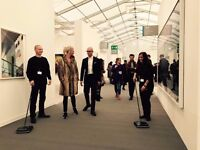 FREE advertising at Frieze Art Fair - 50,000 customers - Perfect business opportunity