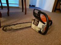 Stihl ms181 in very good condition