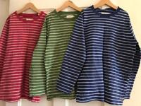 3 x Joules long sleeve tops