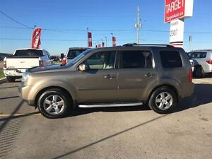 2009 Honda Pilot EX-L, Loaded; Leather, Roof, Drives Great Very  London Ontario image 2
