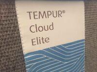 Brand New 2018 Tempur Cloud Elite 25, Luxury Double Mattress 135x190cm RRP£1,609.00 HUGE SALE NOW ON