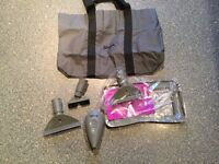 SHARK steam mop accessories. BRAND NEW AND NEVER USED. NOW REDUCED for fast sale thanks.