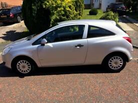 Vauxhall Corsa 1.0 Full years MOT HPI checked Perfect first car