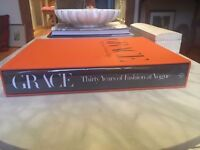 Brand new Grace Coddington Vogue coffee table book - Large with Cover sleeve