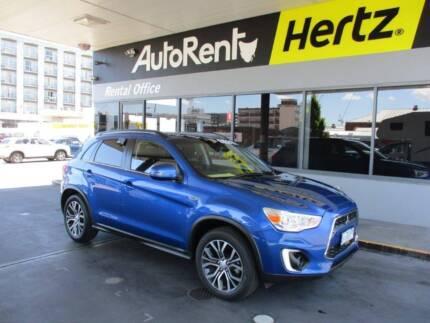 2015 Mitsubishi ASX SUV Hobart CBD Hobart City Preview