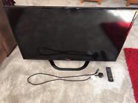42 inch LG HD Smart TV