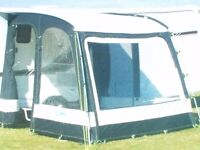 caravan porch awning for sale kampa rally pro 200