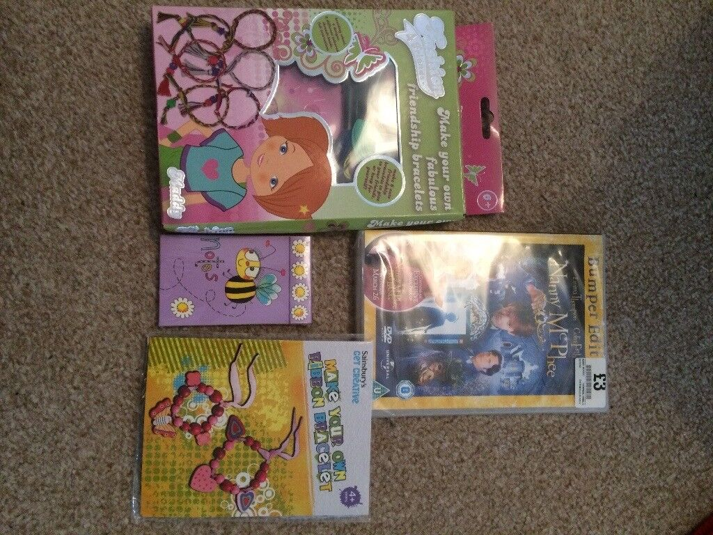 Girl's Toy Bundle *Great Stocking fillers!*