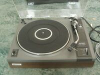 Vintage PIONEER PL-112D Belt Drive Stereo Turntable Record Player