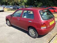 Toyota Starlet 1.3 {Automatic}