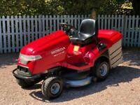 """Honda HF2417 Ride on mower - 42"""" deck - lawnmower - John Deere / Stiga / Kubota"""