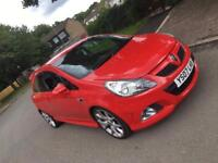 Vauxhall vxr 1.6 red immaculate