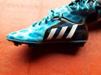 Adidas size 9 rugby boots