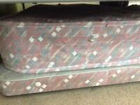 Trundle bed guest single bed