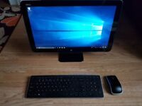 Dell XPS 18 Portable 18.4'' Touch-screen All-in-One Desktop Computer