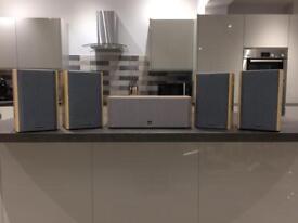 Home Cinema Speaker System