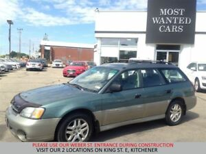 2001 Subaru Legacy Outback | AWD | YOU CERTIFY