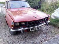 1973 P6 V8 Rover Sports Saloon
