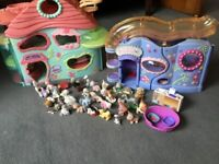 Pet shop and toys