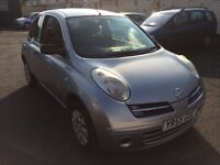 2005 55 Nissan Micra 1.2 1 lady from new