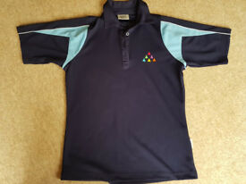 Spires College Torquay PE girls polo shirt