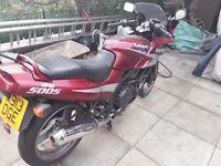 Kawasaki 500cc