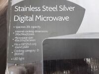 Brand New Microwave (Boxed)