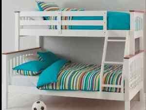 BUNK BEDS Single/double Timber Frankston Frankston Area Preview