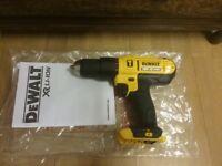 Dewalt xr18v lithium lion cordless drill brand new not makita hilti Hitachi milwaukee