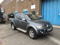 MITSUBISHI L200 ANIMAL GREY