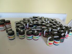 Large lot of Multi Media Craft Paint