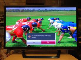 "LG Smart TV 42LM620T 42"" 3D 1080p HD LED LCD Internet TV with 3D Glasses"