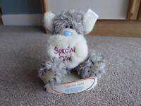 ME TO YOU TATTY TEDDY IN SEATED OPEN GIFT BOX...SPECIAL GIRL