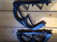 Ski Rack for Thule and XC90 Snow Chains