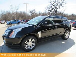 2014 Cadillac SRX Luxury, AWD, Nav, Moonroof