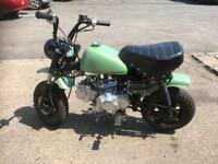 Monkey bike