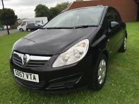 \\\ 57 REG VAUXHALL CORSA 1.2 CLUB \\\\ ONLY 69K £1799..