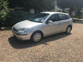 Ford Focus Ghia 1.8 only 75,000 miles - lovely car great drive