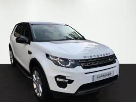 Land Rover Discovery Sport TD4 SE TECH (white) 2017-03-16