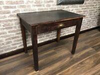 Vintage Console Table/Desk