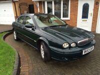 Jaguar X Type 2lt Diesel