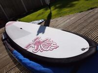 11'2 Starboard SUP with bag