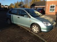 5dr Honda Civic SE 1.6 with FSH all electric lovely condition