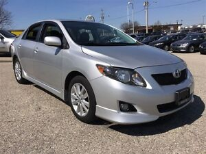 2010 Toyota Corolla S -PKG Alloys Sunroof Power PKG Kitchener / Waterloo Kitchener Area image 10