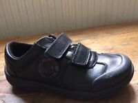 Boys Clarks Areoplane Shoes 11 1/2 G
