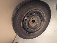 Winter tires size R16
