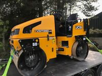 2016 JCB VMT 260-120 Roller Double Drum Compactor Only 15 Hours