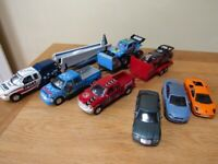 Pickup trucks with trailers for Glider, Beach buggy and sports car bundle