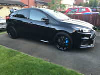 Ford Focus RS Full Spec Extended Warranty Paint Protection Film Just Serviced