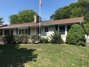 $449,900 - Bungalow for sale in St. Catharines